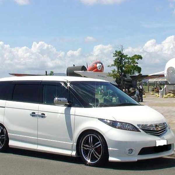 HONDA ELYSION + SHALLEN XF-55