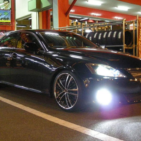 LEXUS IS250 + SHALLEN XR-75