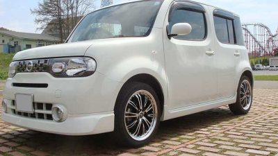 NISSAN CUBE + GIOVE DT5