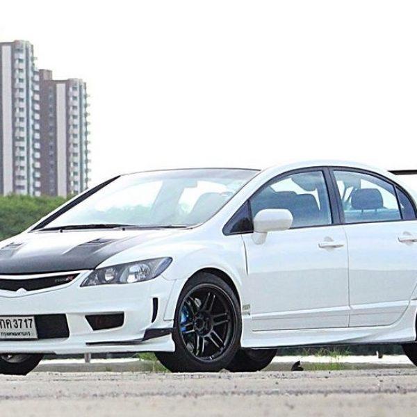 Honda Civic FD + AME TRACER TM-02