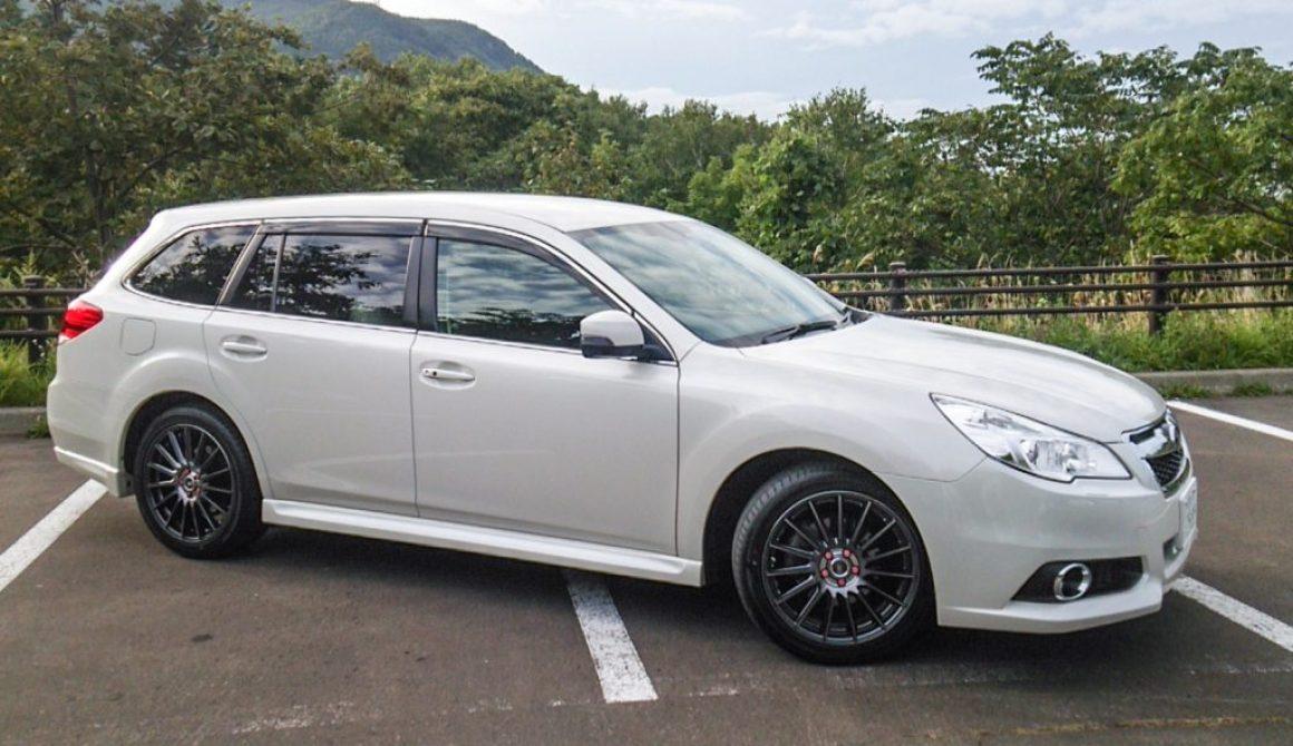 SUBARU LEGACY Touring Wagon+ STEINER SF-X