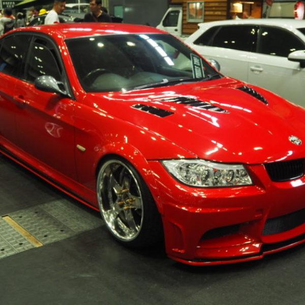 BMW 3series×SHALLEN FX