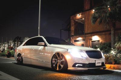 Mercedes-Benz E-Class×SHALLEN L.O.D. WX