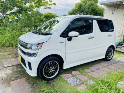 SUZUKI WAGON R FZ × STEINER LMX