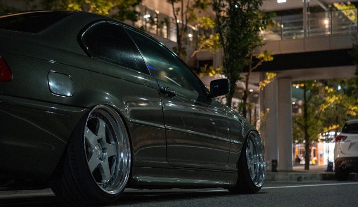 BMW E46 × SHALLEN VFX